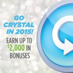 Earn Up to $2,000 with the Crystal Reset!