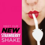 Strawberry Cream is the Newest Member of the IsaLean Shake Family!