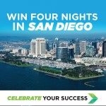 Celebration Ticket Holders, You Could Win a Four-Night Stay in San Diego