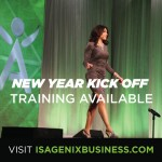 Isagenix Business Training Videos from New Year Kick Off Now Available!