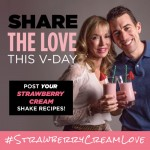 This Valentine's Day Shake Recipe is Sure to Woo You—And You Can Win the New Strawberry Shake!*