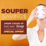 Souper Savings for $25 Off Your Next Order