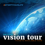 Tickets On Sale Now for START Vision Tour!