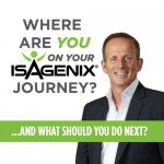Where Are You on Your Isagenix Journey? And What Should You Do Next?