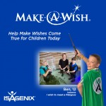 Isagenix Celebrates Make-A-Wish® Month