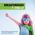 The Billion & Beyond #BreakthroughChallenge Goes Viral!