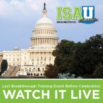 Jim and Kathy Coover Train Live From Our Nation's Capital May 28-30