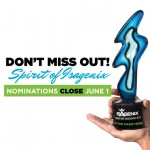 Last Chance for 2015 Spirit of Isagenix Nominations