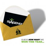 Thank You for Helping Isagenix Win 19 Awards!