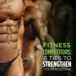 6 Tips for Fitness Competitors & Athletes from Isagenix Trainer Darryl Daniels