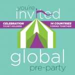 Ready for Celebration? Get Your Tickets to the First Global Celebration Pre-Party!