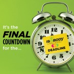 Don't Miss these Upcoming IsaBody Challenge Deadlines
