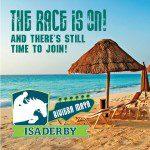 IsaDerby Riviera Maya Starts Now!