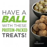 Life's a 'Ball' With These IsaPro Recipes