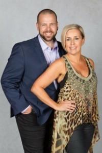 Brett Davis & Samantha Gascoigne