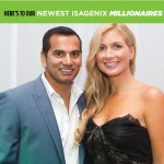 Healthy. Happy. Isagenix Millionaires.