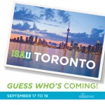 Paint the Town Red at IsaU Toronto