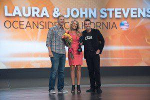 Laura and John S