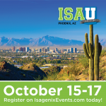 Have You Heard Who Will Be Training at IsaU Phoenix?