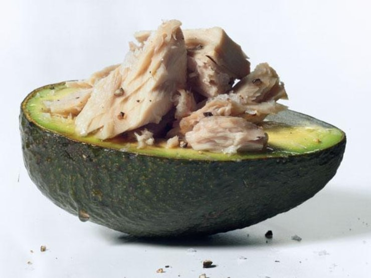 Avocado and Tuna--Jill Knight