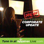 Mark Your Calendar: Isagenix Corporate Update September 15