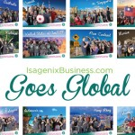 IsagenixBusiness.com Goes Global