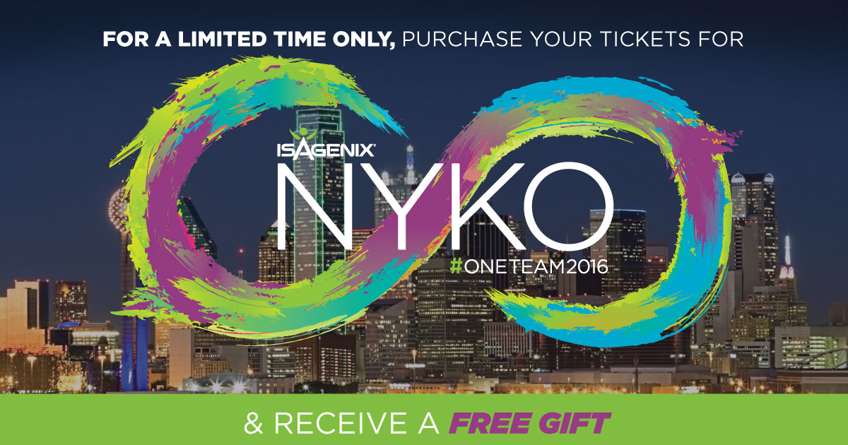 2 Weeks Only Purchase A Ticket To Nyko Receive A Healthy Mind And