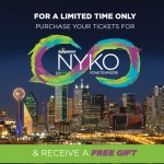 2 Weeks Only: Purchase a Ticket to NYKO & Receive a Healthy Mind and Body Coupon