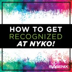 How to Get Recognized at 2017 New Year Kick Off