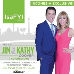 Join Co-Founders Jim & Kathy Coover Live!