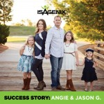 After Losing Everything, Angie and Jason Bounced Back With One Word—Belief