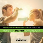 October 20 is World Osteoporosis Day – Take Control of Your Health