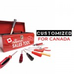 Isagenix Sales Tools Customized for Canada