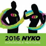 NYKO 2016 IsaBody Challenge Honorable Mentions Revealed