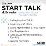 Brand-New START Talk Series: 6 Skills to Help You Grow Your Isagenix Business