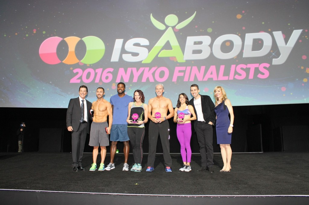 2016 NYKO IsaBody Finalists STAGE