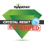 Crystal Reset – Extended Through July 17, 2016!