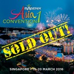 2016 Asia Convention I SOLD OUT!!
