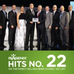 Isagenix Advances to No. 22 on DSN Global 100 List