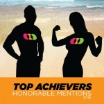 Top Achievers 2016 IsaBody Challenge Honorable Mentions Announced!