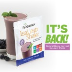 Back in Stock: Natural Berry Harvest IsaLean Shake in Canada