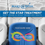 Make-A-Wish® Reserved Seating! SOLD OUT