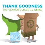 Summer Cooler Program Starts Today