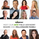 Meet Our 2017 Field Advisory Board and Millionaire Panel