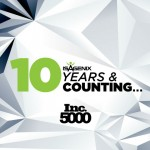 Isagenix Makes Inc. 5000 List 10 Years in a Row