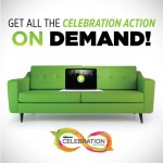 Celebration On Demand Available for Purchase!