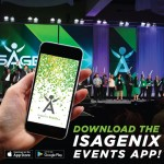 Celebration at Your Fingertips With the Isagenix Events App!