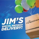 It's Jim's Birthday, and He Has a Surprise for You!