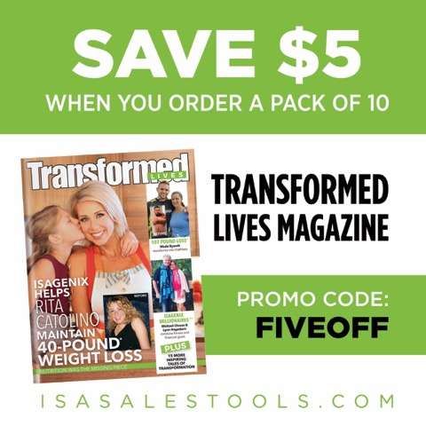 TransformedLivesMagDiscount
