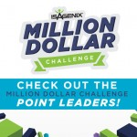 Congrats to Our Million Dollar Challenge Leaders!